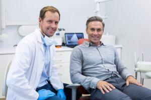 регулярное посещение стоматолога