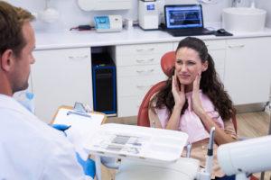 Виды травмы зубов