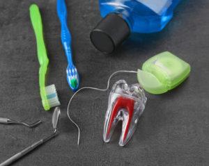 хранение зубной щетки